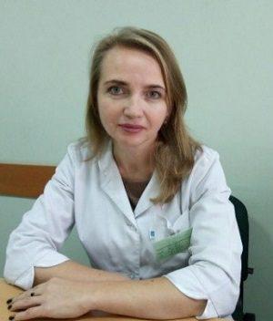 Гаращук Людмила Леонідівна