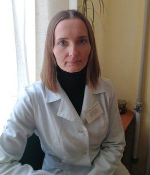 Капланська Олена Сергіївна