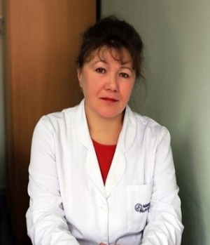 Колоколова Валентина Миколаївна