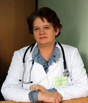 Кудіна Анна Іванівна