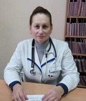 Максимчук Ганна Іванівна