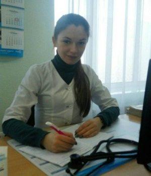 Вовк Анастасія Костянтинівна