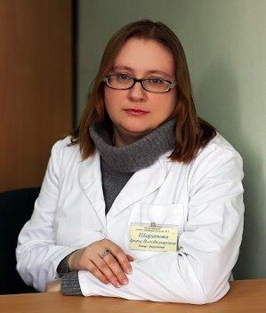 Шарапова Ірина Володимирівна