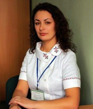 Слободяник Світлана Миколаївна