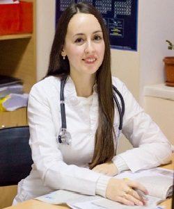 Костюник Анастасія Юріївна