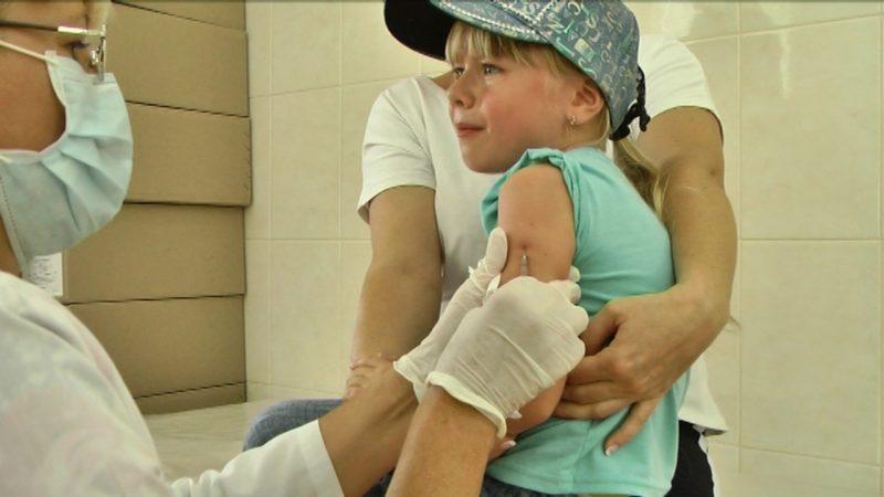 Вакцинація від дифтерії та правця
