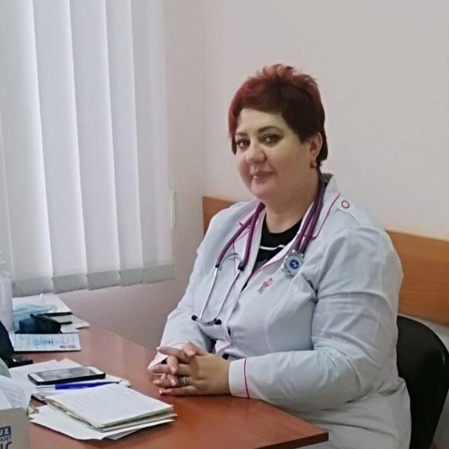 Василюк Олена Іванівна