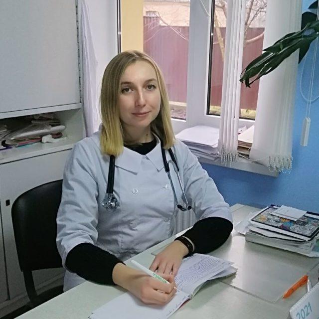 Ливун Анастасія Леонідівна